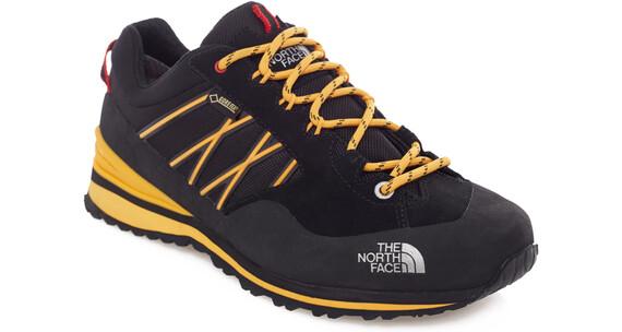 The North Face M's Verto Plasma II GTX Shoes TNF Black/TNF Yellow